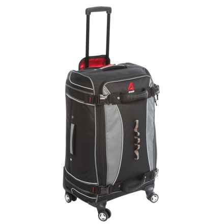 "Athalon 29"" Suitcase - Spinner Wheels in Black - Closeouts"