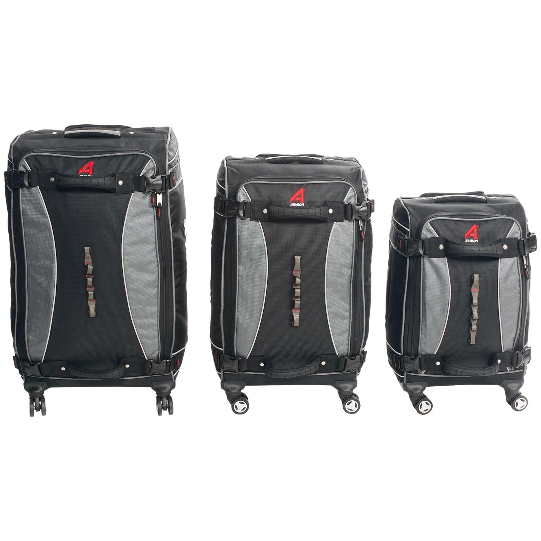 "Athalon 3-Piece Luggage Set - 21"", 25"", 29"" - Save 75%"