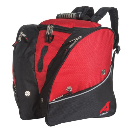 Athalon Boot Bag (For Kids) in Red/Black