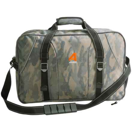 Athalon Carry All Duffel Bag in Camo - Closeouts
