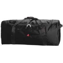 "Athalon Equipment Camping Duffel Bag - 34"" in Black - Closeouts"