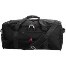 "Athalon Equipment/Camping Duffel Bag - 26"" in Black - Closeouts"
