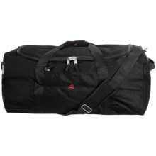 "Athalon Equipment/Camping Duffel Bag - 29"" in Black - Closeouts"