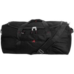 "Athalon Equipment/Camping Duffel Bag - 29"" in Red"