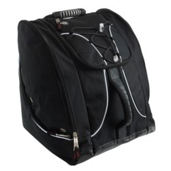 Athalon Everything Boot Bag in Black