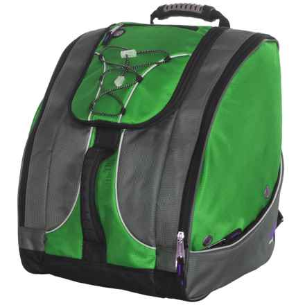 Athalon Everything Boot Bag in Grass Green - Closeouts