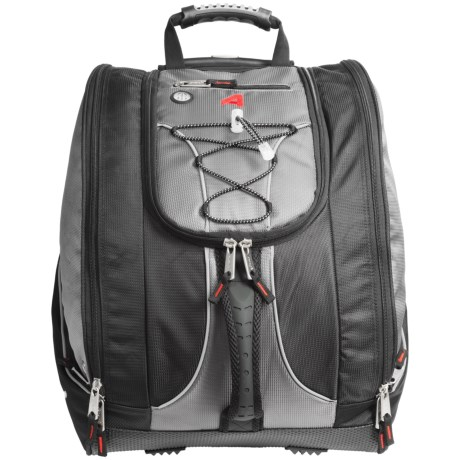 Athalon Everything Rolling Ski Boot Bag