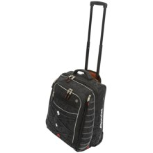 "Athalon Glider Rolling Carry-On Suitcase - 21"" in Night Vision - Closeouts"