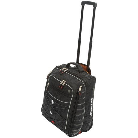 Athalon Glider Rolling Carry On Suitcase 21