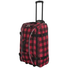 "Athalon Hybrid Pullman 26"" Rolling Luggage in Lumber Jack - Closeouts"