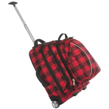 Athalon Rolling Backpack - Luggage in Lumberjack - Closeouts