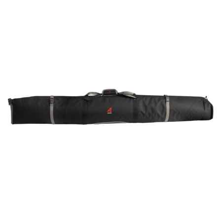 Athalon Single Padded Ski Bag in Black - Closeouts