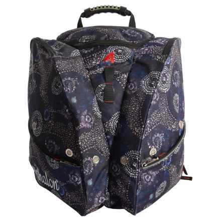 Athalon Tri-Athalon Ski Boot Bag in Batik - Closeouts