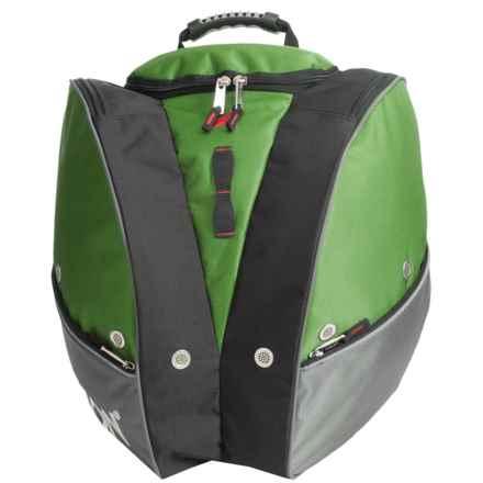 Athalon Tri- Ski Boot Bag in Grass Green - Closeouts