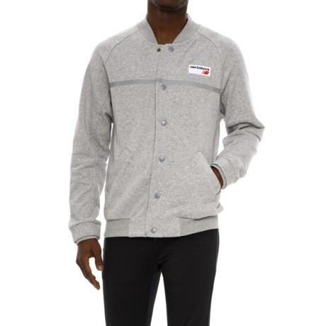 Image of Athletic Fleece Jacket (For Men)