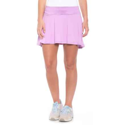 AthleticDNA Short Circle Skort (For Women) in Lilac - Closeouts