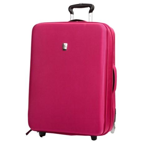 Image of Atlantic Debut Hardside Upright Rolling Suitcase - 25?