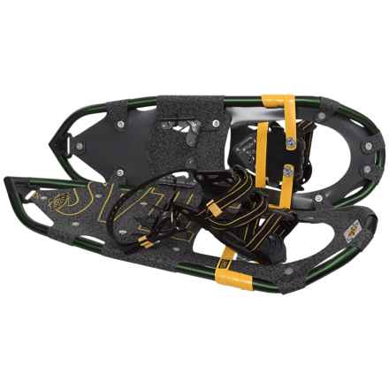 "Atlas 925 Snowshoes - 25"" in Green/Gray - Closeouts"