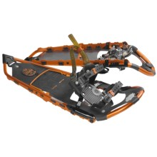 "Atlas Aspect Snowshoes - 24"" in Burnt Orange - Closeouts"