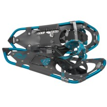 Atlas Elektra 1023 Snowshoes (For Women) in Blue/Gray - Closeouts
