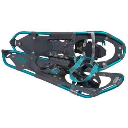 Atlas Elektra 1027 Snowshoes (For Women) in Blue/Gray - Closeouts