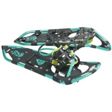 "Atlas Elektra 1223 Snowshoes - 23"" (For Women) in Aquamarine - Closeouts"