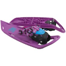 "Atlas Mini Snowshoes - 17"" (For Girls) in Violet - Closeouts"