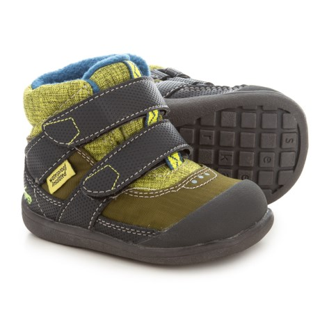 Image of Atlas Snow Boots - Waterproof, Insulated (For Infant and Toddler Boys)