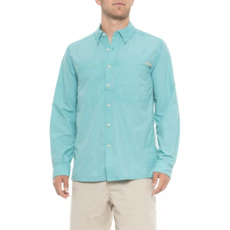 Atoll Shirt - UPF 30, Long Sleeve (For Men)