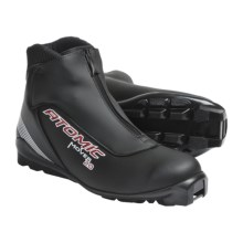 Atomic Mover 20 Cross-Country Ski Boots (For Men and Women) in Black - Closeouts