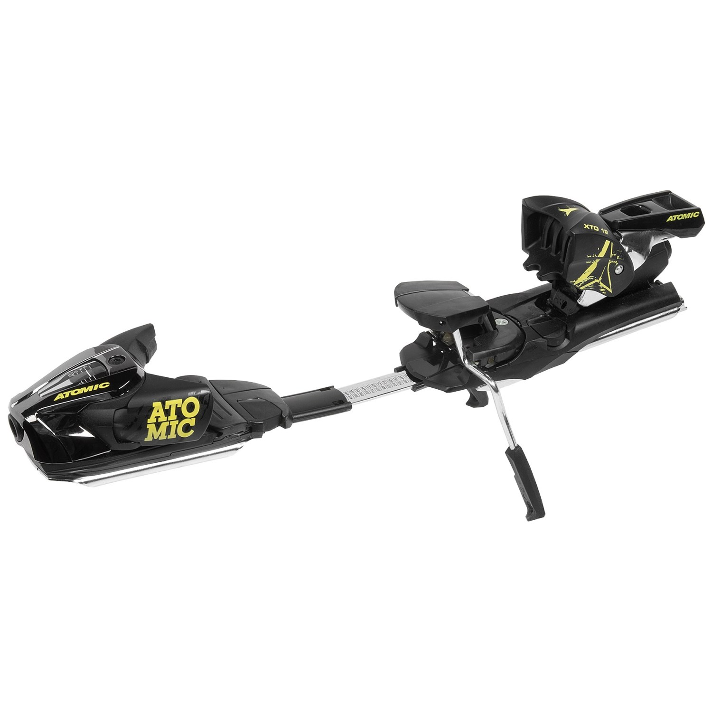 Atomic Nomad Blackeye TI Skis