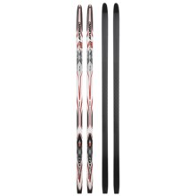 Atomic XCruise 53 Posigrip Cross-Country Touring Skis in See Photo - Closeouts