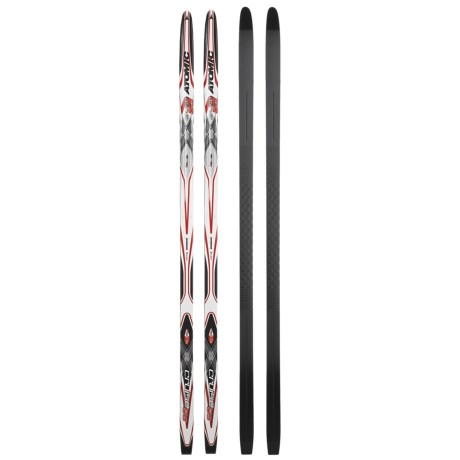 Atomic XCruise 53 Posigrip Cross-Country Touring Skis in See Photo