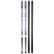 Atomic Xcruise 59 Posigrip Classic Cross-Country Touring Skis in See Photo - Closeouts