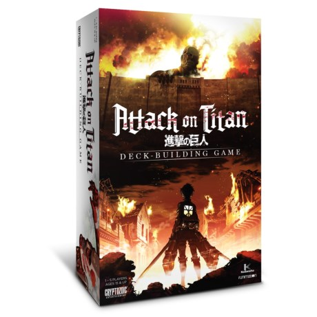 Image of Attack on Titan(R) Deck-Building Game