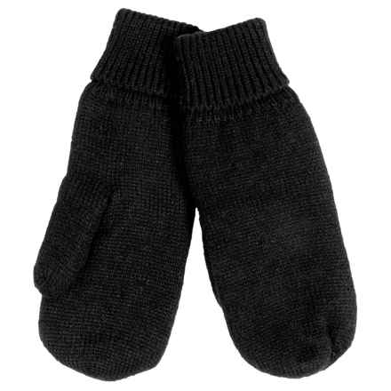 Auclair Abelia Mittens - Fleece Lined (For Women) in Black - Closeouts