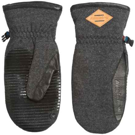 Auclair All Terrain Mittens - Waterproof, Insulated (For Women) in Heathereo Grey - Closeouts