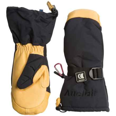 Auclair Back Country Mittens (For Women) in Black/Gold - Closeouts