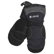 Auclair Boomer Ski Mittens - Waterproof, Thinsulate® (For Men)  in Black - Closeouts