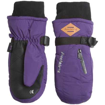Auclair Breather Zip 2 Mittens - Waterproof, Insulated (For Women) in Acai - Closeouts