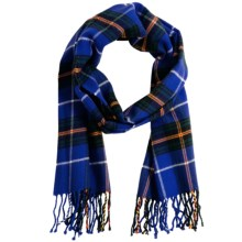 Auclair Clans Scarf - Wool Blend (For Men and Women) in Nova Scotia - Closeouts
