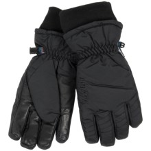 Auclair Down Gloves - Waterproof, Insulated (For Men) in Black - Closeouts