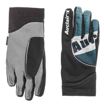 Auclair Escapade Gloves - Insulated (For Men) in Black/White/Black - Closeouts