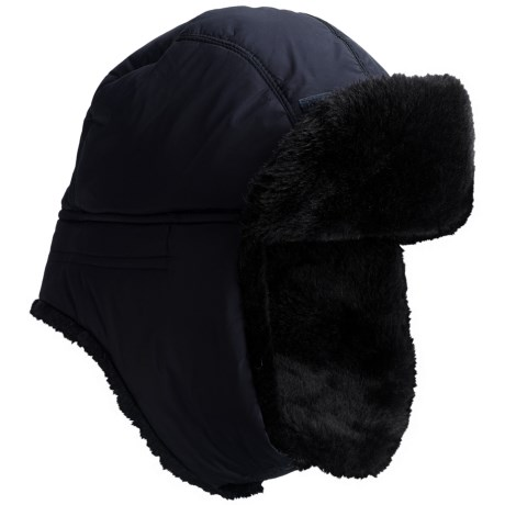 Auclair Fargo Aviator Hat - Insulated (For Men) in Ink Navy