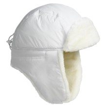 Auclair Fargo Aviator Hat - Insulated (For Men) in White - Closeouts