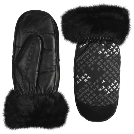 Auclair Furry Mittens - Insulated (For Women)