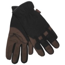 Auclair Garden Girl Gloves - Protective Palm (For Women) in Black - Closeouts