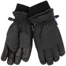 Auclair Gloves - Waterproof, Insulated (For Women) in Black - Closeouts