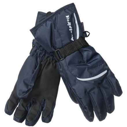 Auclair Gripper Dritex Gloves - Waterproof (For Women) in Navy - Closeouts