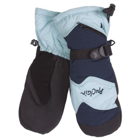 Auclair Harriets Mittens - Waterproof, Insulated (For Women) in Navy/Ponder Blue